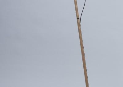 Lasergeschweißte Lampenschirme des Herstellers Curio