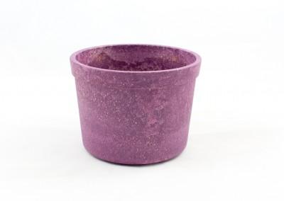 Pot de fleur en bioplastique de Treffert