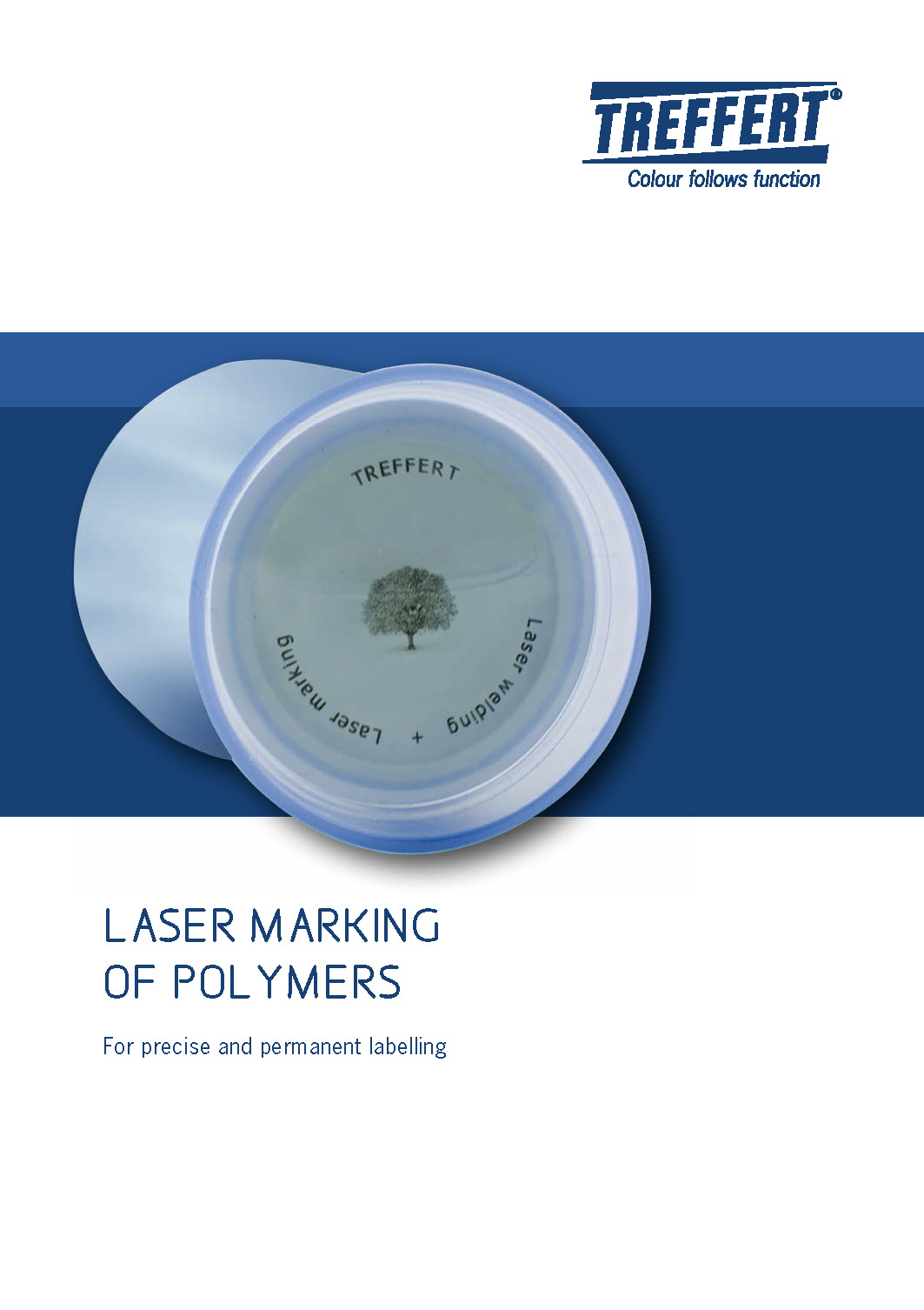 Lasermarking of Polymers